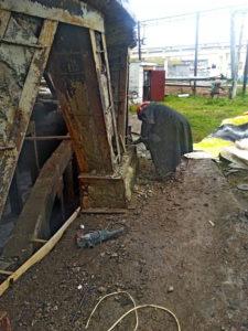 Ремонт и гидроизоляция градирен, отстойников