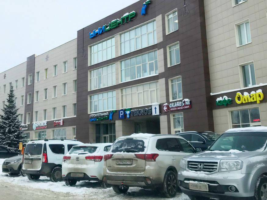 Офисный центр «Уницентр» по ул. Журналистов_m