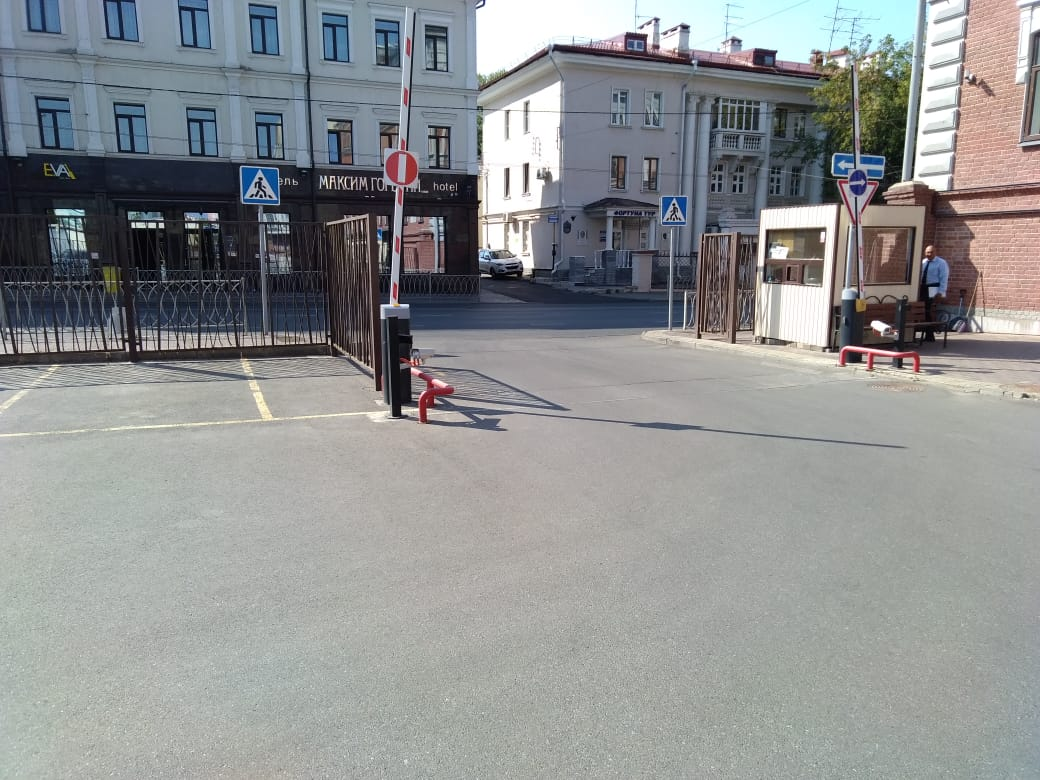 г. Казань, ул.Горького,д.3