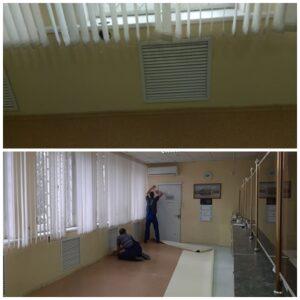 Ремонтные работы в помещениях в г. Нурлат